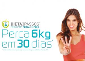 Dieta 3 Passos | sos médicos | Taviclinica